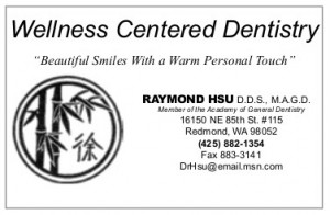 Wellness Centered Dentistry